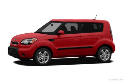 Edmunds.com 2010 Kia Soul Overview