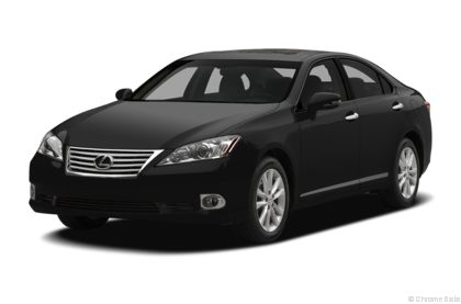 Edmunds.com 2010 Lexus ES 350 Overview