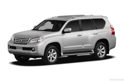 Edmunds.com 2010 Lexus GX 460 Overview