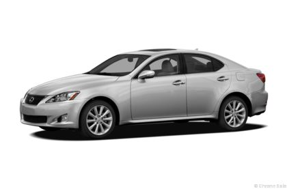 Edmunds.com 2010 Lexus IS 350 Overview
