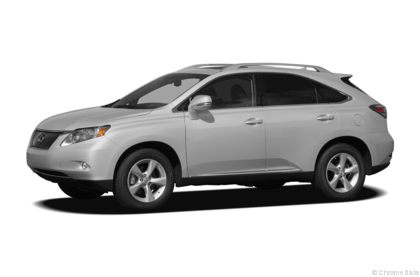 Edmunds.com 2010 Lexus RX 350 Overview