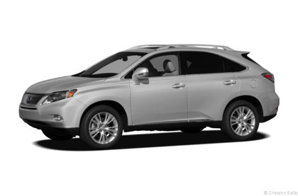 Edmunds.com 2010 Lexus RX 450h Overview