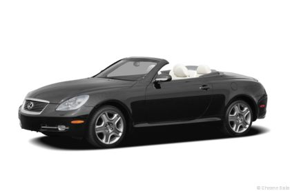 Edmunds.com 2010 Lexus SC 430 Overview