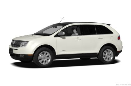 Edmunds.com 2010 Lincoln MKX Overview