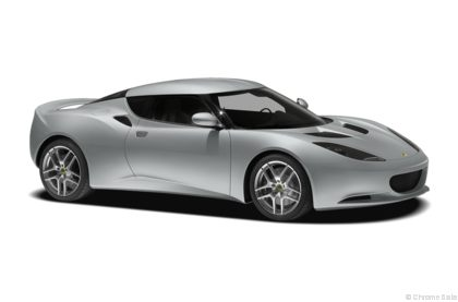 Edmunds.com 2010 Lotus Evora Overview