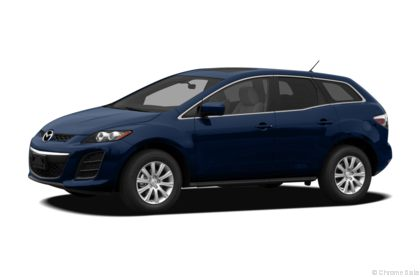 Kelley Blue Book ® - 2010 Mazda CX-7 Overview