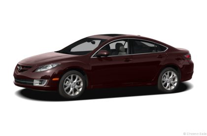 Edmunds.com 2010 Mazda MAZDA6 Overview