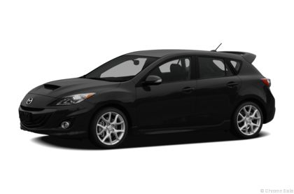 Edmunds.com 2011 Mazda MAZDASPEED3 Overview