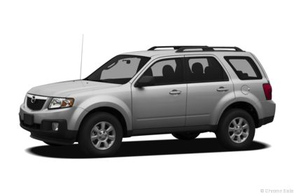 Edmunds.com 2010 Mazda Tribute Overview