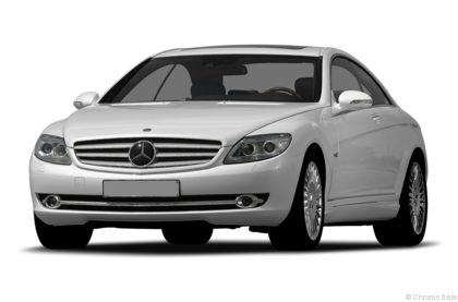 Edmunds.com 2010 Mercedes-Benz CL-Class Overview