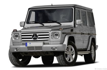 Edmunds.com 2010 Mercedes-Benz G-Class Overview
