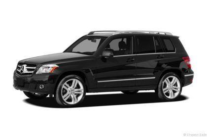 Edmunds.com 2010 Mercedes-Benz GLK-Class Overview