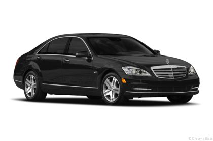 Edmunds.com 2010 Mercedes-Benz S-Class Overview