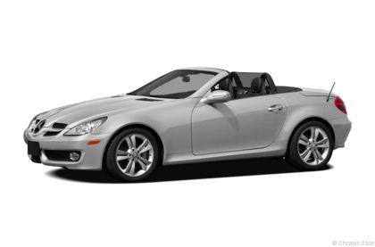 Edmunds.com 2010 Mercedes-Benz SLK-Class Overview