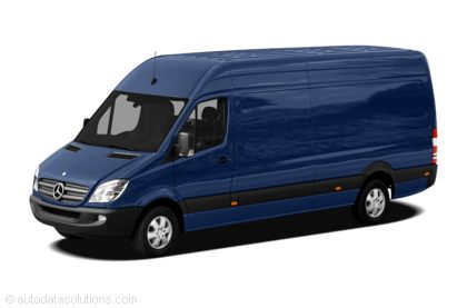 Edmunds.com 2010 Mercedes-Benz Sprinter Overview