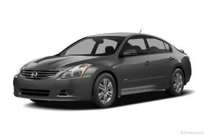 Edmunds.com 2010 Nissan Altima Hybrid Overview