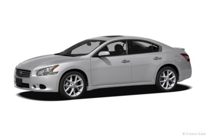 Edmunds.com 2010 Nissan Maxima Overview
