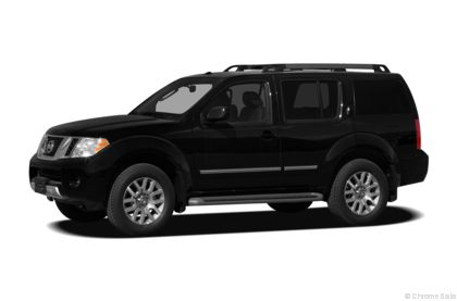Edmunds.com 2010 Nissan Pathfinder Overview