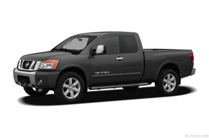 Edmunds.com 2010 Nissan Titan Overview