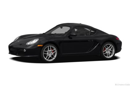 Edmunds.com 2010 Porsche Cayman Overview