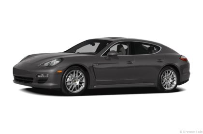 Edmunds.com 2010 Porsche Panamera Overview