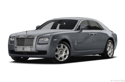 Edmunds.com 2010 Rolls-Royce Ghost Overview