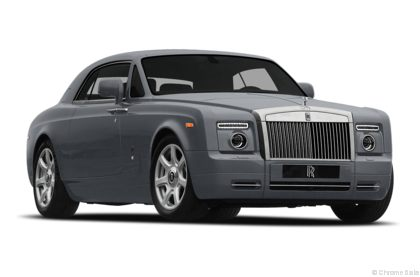 Edmunds.com 2010 Rolls-Royce Phantom Coupe Overview