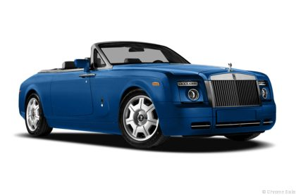 Edmunds.com 2010 Rolls-Royce Phantom Drophead Coupe Overview