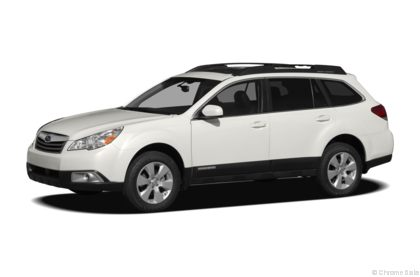 Edmunds.com 2010 Subaru Outback Overview