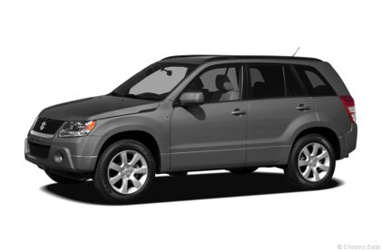 Edmunds.com 2010 Suzuki Grand Vitara Overview