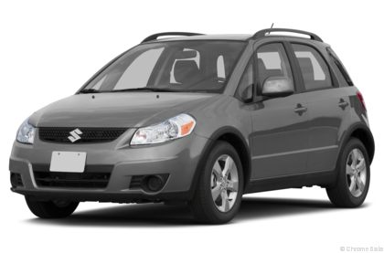 Edmunds.com 2010 Suzuki SX4 Overview