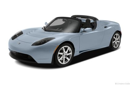 Edmunds.com 2010 Tesla Roadster Overview