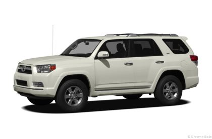 Edmunds.com 2010 Toyota 4Runner Overview