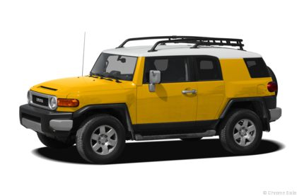 Edmunds.com 2010 Toyota FJ Cruiser Overview
