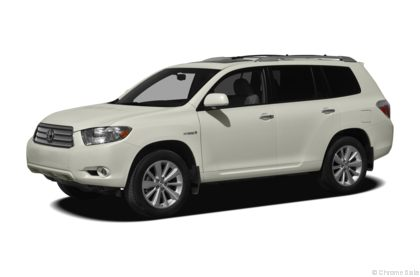 Edmunds.com 2010 Toyota Highlander Hybrid Overview