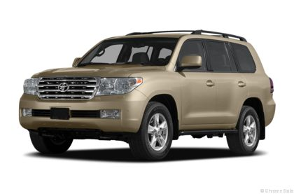 Edmunds.com 2010 Toyota Land Cruiser Overview