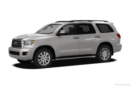 Edmunds.com 2010 Toyota Sequoia Overview