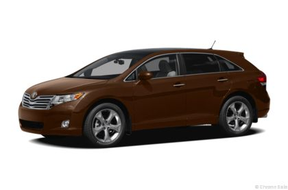 Edmunds.com 2010 Toyota Venza Overview
