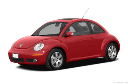 Edmunds.com 2010 Volkswagen New Beetle Overview