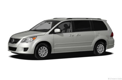 Edmunds.com 2010 Volkswagen Routan Overview