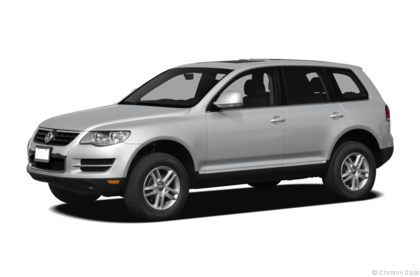 Edmunds.com 2010 Volkswagen Touareg Overview
