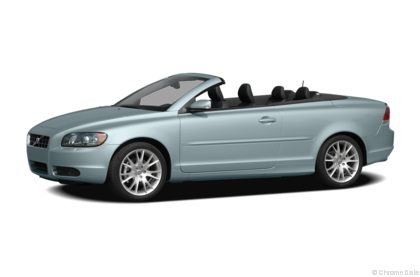Edmunds.com 2010 Volvo C70 Overview