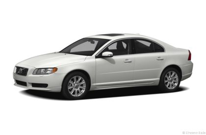 Edmunds.com 2010 Volvo S80 Overview