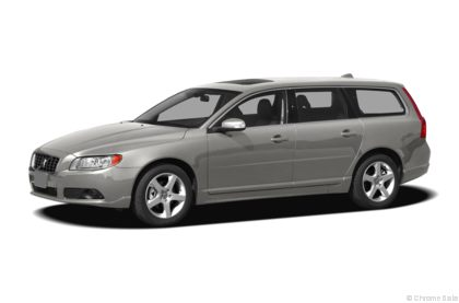 Edmunds.com 2010 Volvo V70 Overview