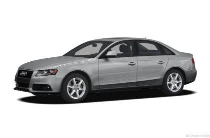 Edmunds.com 2011 Audi A4 Overview