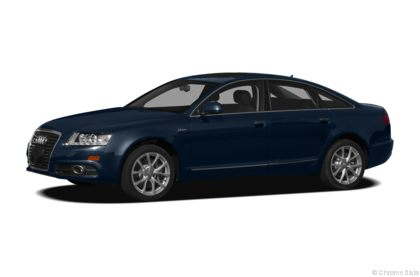 Edmunds.com 2011 Audi A6 Overview