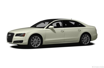 Edmunds.com 2011 Audi A8 Overview