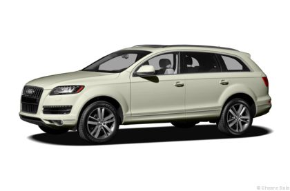 Edmunds.com 2011 Audi Q7 Overview