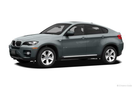 Edmunds.com 2011 BMW X6 Overview