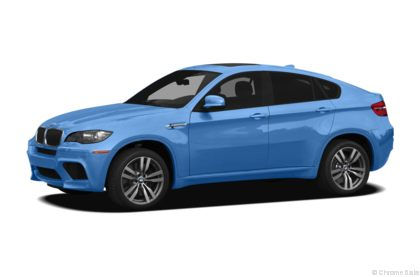Edmunds.com 2011 BMW X6 M Overview